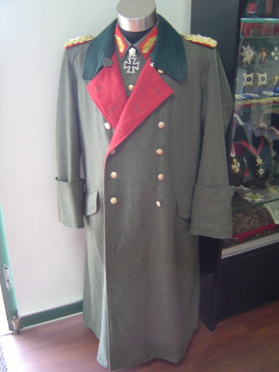 east german greatcoat